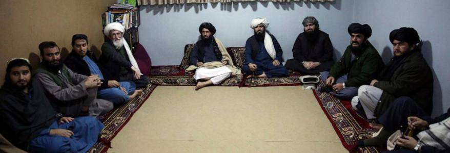 Three-member Taliban technical team arrives in Kabul to monitor prisoner release