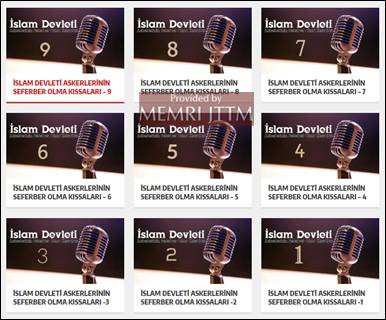 GFATF - LLL - Turkish website posts Islamic State videos, articles and editorials 10