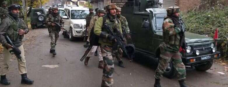 Two Lashkar-e-Taiba terrorists arrested by the Indian authorities