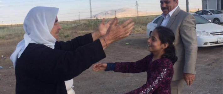 Another Yezidi woman liberated from Islamic State captivity in Syria