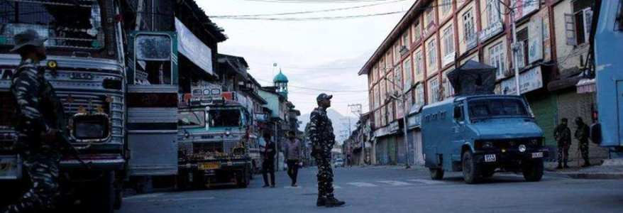 Four security forces injured in grenade attack by terrorists in Srinagar