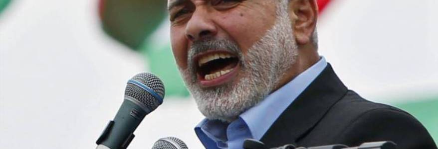 Hamas terrorist group praises the Iranian support for Palestine