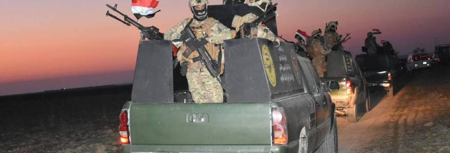 Iraqi Army launched military operation against the Islamic State remnants