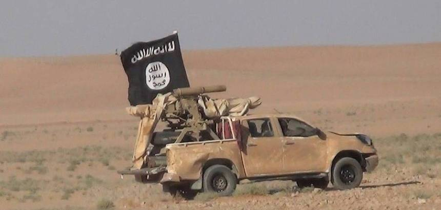 Islamic State unleashes violent attack on Syrian positions in the Al-Sukhnah desert