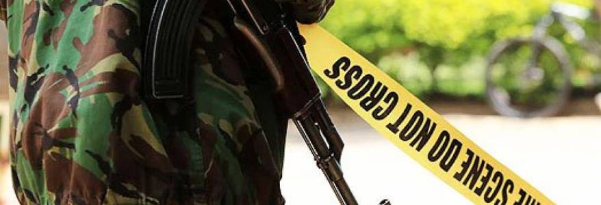 Kenyan police gun down terror suspect in coastal resort town of Diani