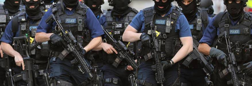 Number of terror suspects tops 40,000 after MI5 rechecks its list in the UK