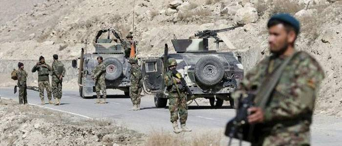 Pakistani security forces killed seven terrorists near Afghanistan