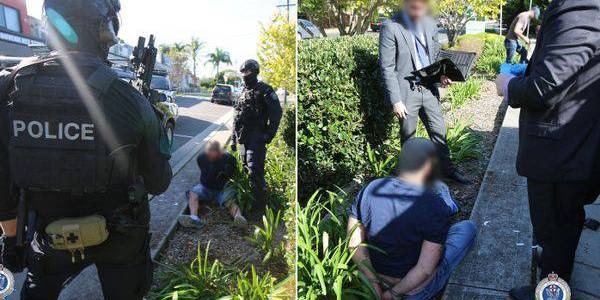Sydney man arrested after allegedly fighting for terrorist group in Syria