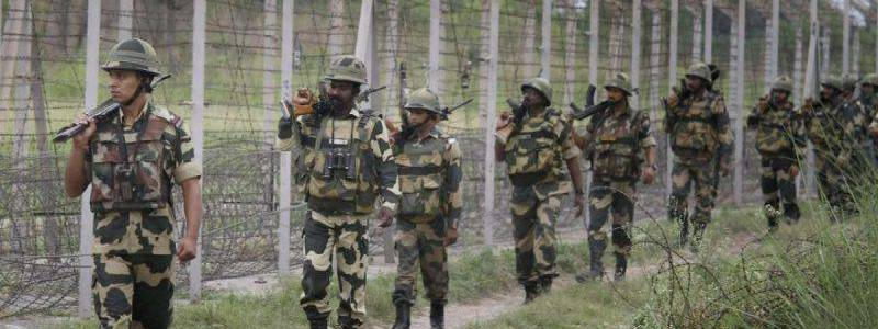 Terrorist attacked security forces near the Pak-Afghan border