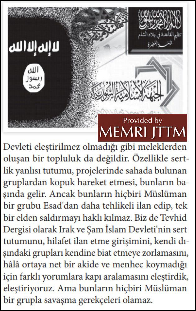 GFATF - LLL - Turkish Islamic State emir continues to operate through dozens of social media accounts 22