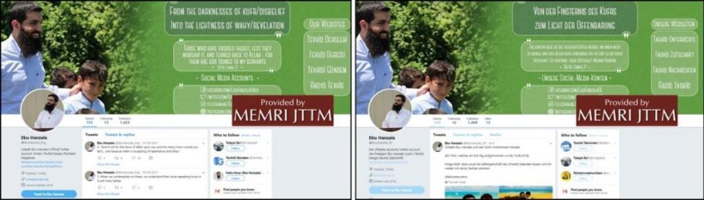 GFATF - LLL - Turkish Islamic State emir continues to operate through dozens of social media accounts 35
