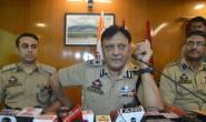Two Lashkar-e-Taiba terrorists arrested with incriminating material in Sopore