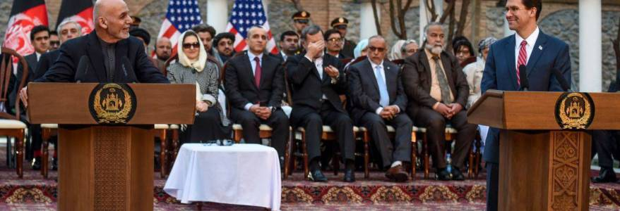 US peace deal with Taliban breaks down while the coronavirus spreads in Afghanistan