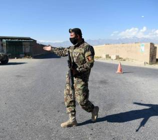 GFATF - LLL - Afghan army forces killed in the first Taliban attack since ceasefire end