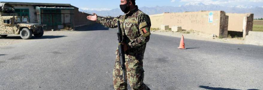 Afghan army forces killed in the first Taliban attack since ceasefire end