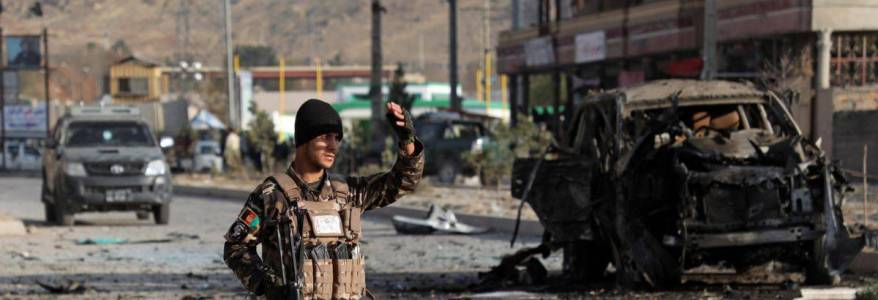 Afghan intelligence officials killed in the latest Taliban car bombing