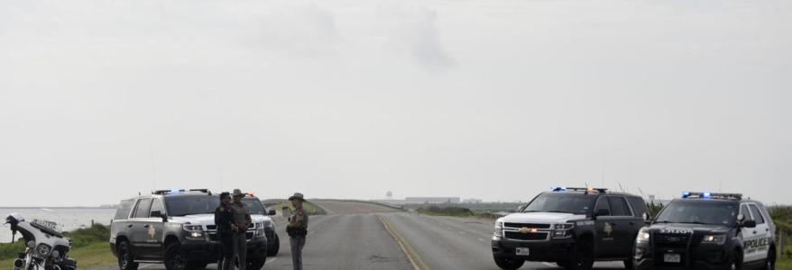 FBI: Texas naval base shooting is terrorism-related