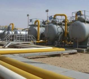 GFATF - LLL - Islamic State terrorists attacked the Al Azraq oil field in Deir Ezzor