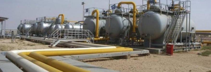Islamic State terrorists attacked the Al-Azraq oil field in Deir Ezzor