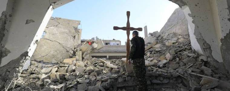 Islamic terror group confiscating Christian-owned properties in Syria