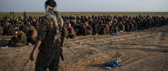 Mass breakout of Islamic State terorrists from Syrian prisons remains a huge risk