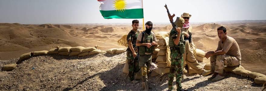 Peshmerga forces foiled Islamic State infiltration between Diyala and Kurdistan