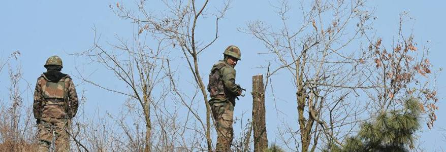 Pulwama-style terrorist plot thwarted by the Indian forces in Kashmir