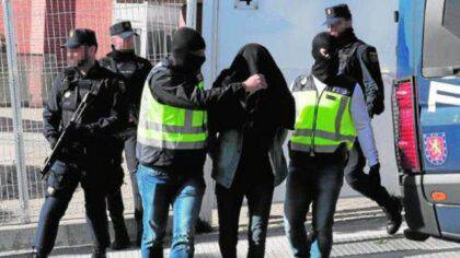 Spanish and Moroccan police authorities busted terror cell led by Moroccan jihadist