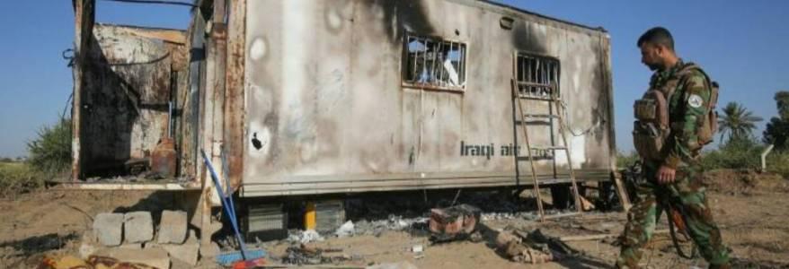 The Islamic State increases its attacks in Kirkuk and Diyala