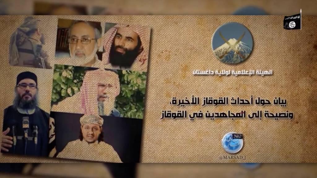 GFATF - LLL - The Islamic States ideological campaign against al Qaeda 5