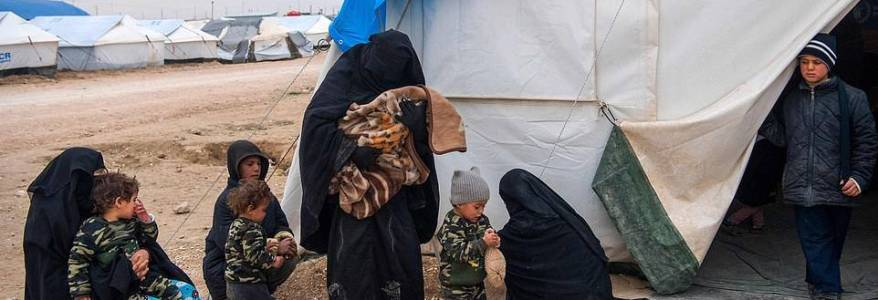 Russian authorities repatriated all Russian children of Islamic State from Iraq