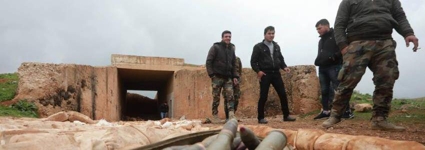 Unknown gunmen abducted and killed nine policemen in southern Syria