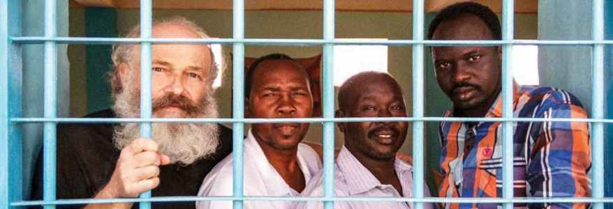 What it is like to be a Christian activist jailed with Islamic State terrorists in Sudan?