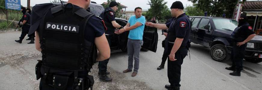Albanian man arrested on charges of hate crime and terrorism threats against Israelis