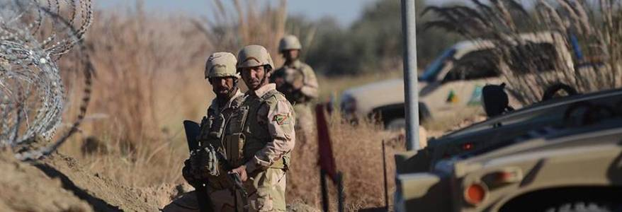 At least twelve Islamic State terrorists killed during a security operation