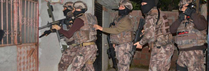 Eight Iraqis detained over links to the Islamic State terrorist group