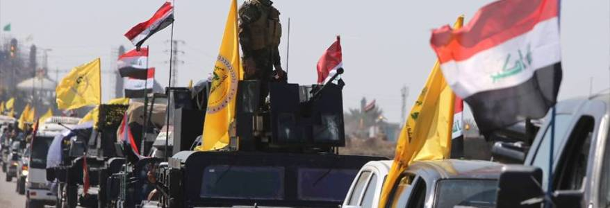 Foiled Islamic State attack on Iraqi oil facility in Diyala