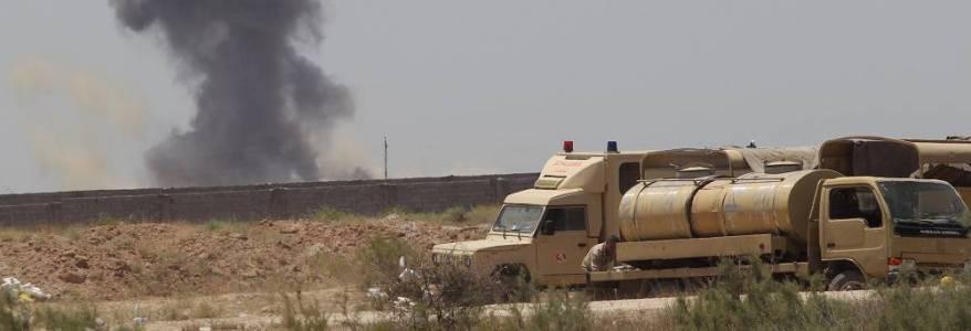 Four members of Al-Hashd Al-Shaabi killed in an Islamic State attack