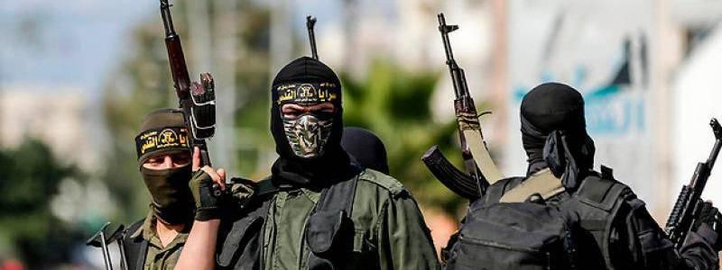 Hamas and Palestinian Islamic Jihad terrorists are preparing response to the annexation plan