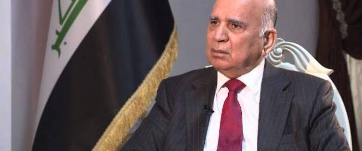 Iraqi authorities warn the European Union of Islamic State's return