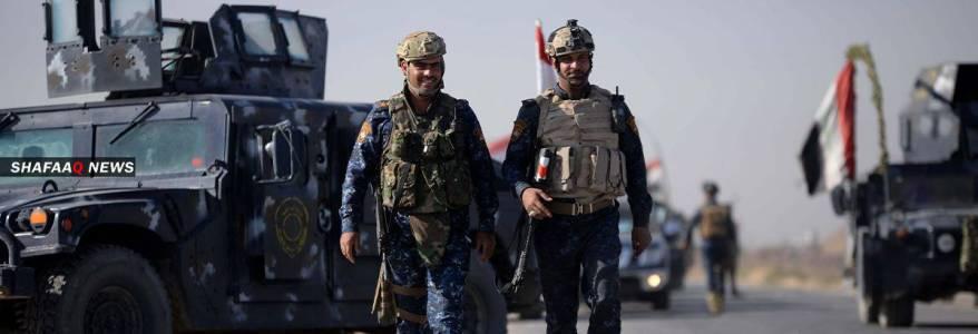 Islamic State terrorists burned more than ten dunams of wheat in Diyala