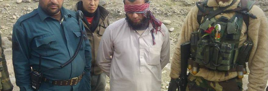 Islamic State key local leader arrested in eastern Afghanistan