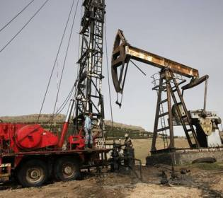 GFATF - LLL - Islamic State terrorists attacked oil well in Syria
