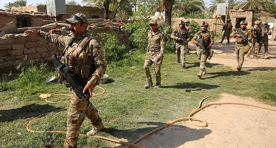 Islamic State terrorists deadlier than COVID-19 virus in some parts of Iraq