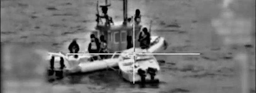 Israeli authorities thwarted Hamas naval smuggling efforts to Gaza