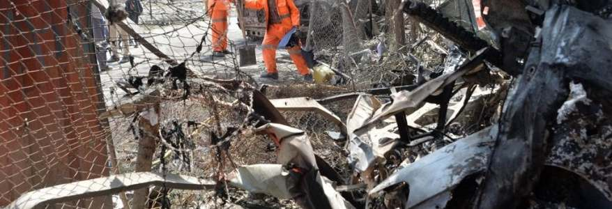 Roadside bomb killed six civilians in northern Afghanistan
