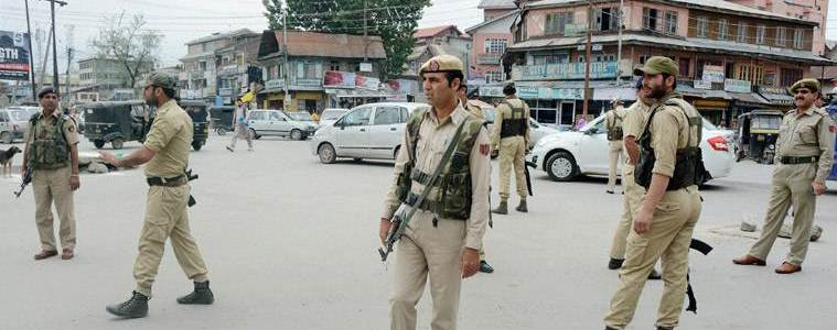 Security forces apprehend four Lashkar-e-Taiba terrorist associates in Jammu and Kashmir's Sopore