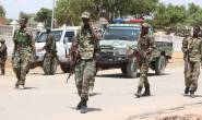 At least fifteen army recruits killed as Somalian army camp is rocked by deadly suicide attack