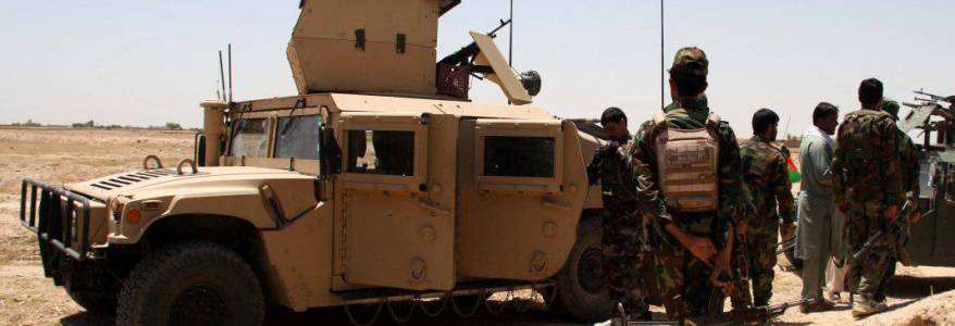 Taliban terrorists killed and wounded over 400 Afghan forces in one week