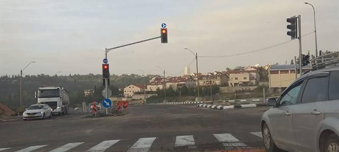 Terrorist attack foiled at the Hashmonaim Crossing near Ramallah